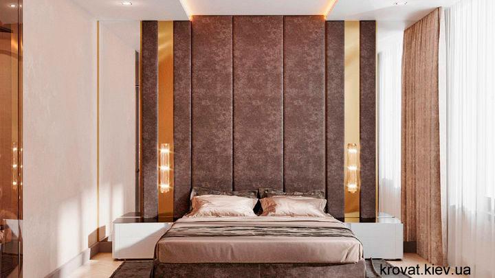 3d проект прикроватных тумбочек в спальню на заказ