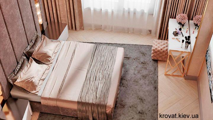 дизайнерські приліжкові тумбочки в спальню на замовлення