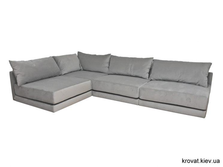 кутовий диван в зал