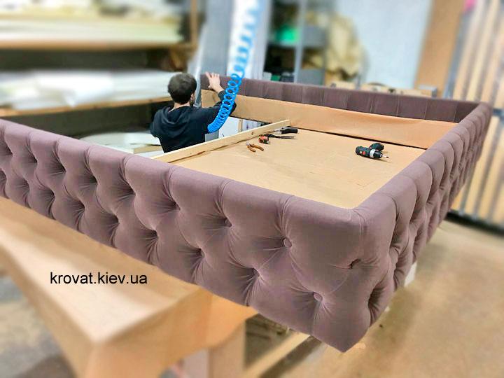 виготовлення ліжок в києві на замовлення