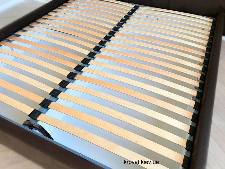 мягкие панели для изголовья кровати на заказ