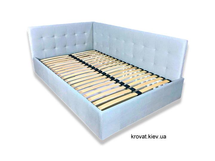 кутова ліжко 120х200 для підлітка на замовлення