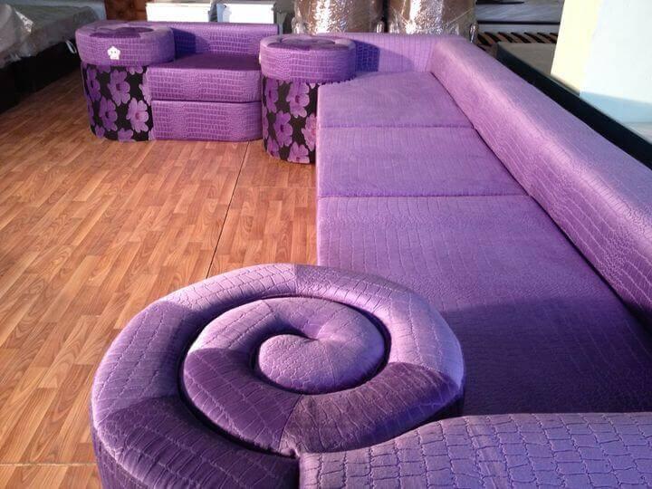 эксклюзивный прямой диван