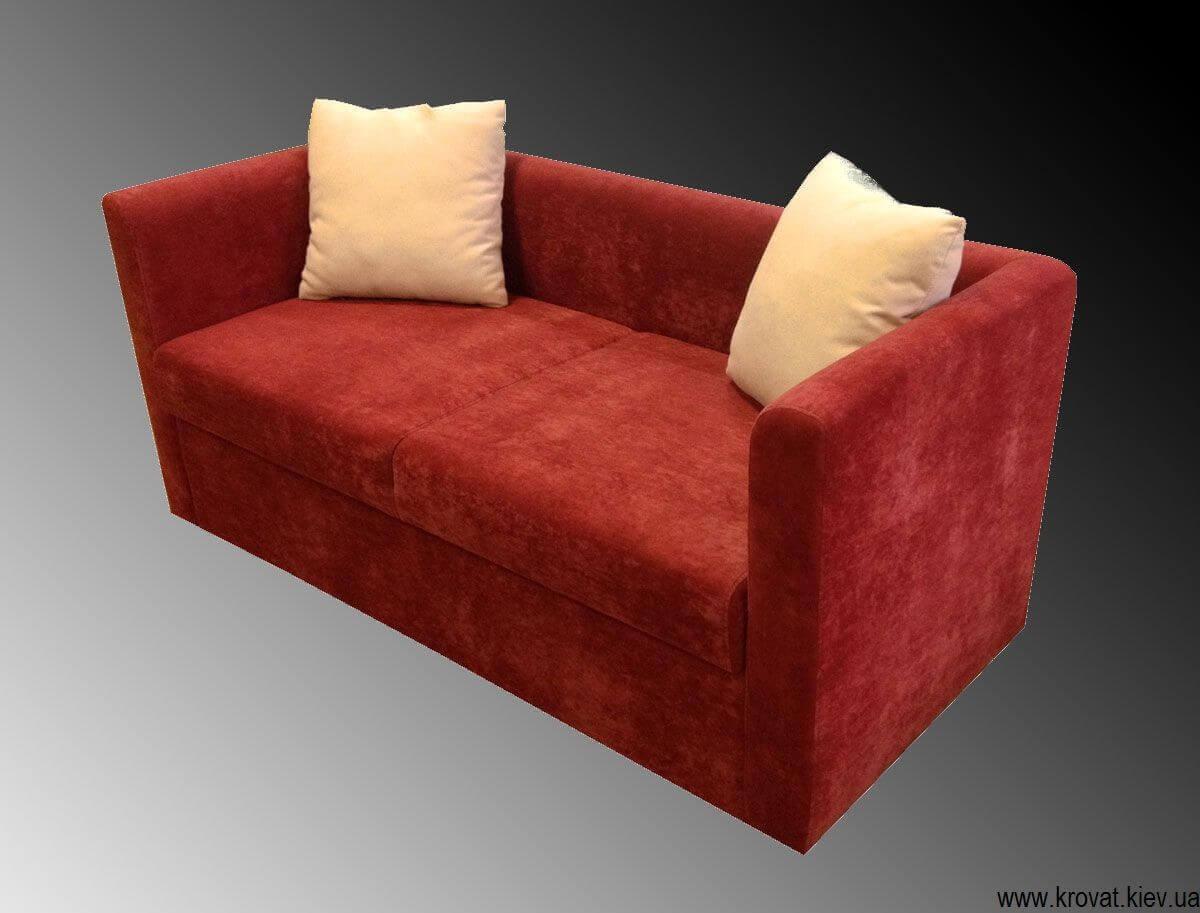 производство прямых диванов