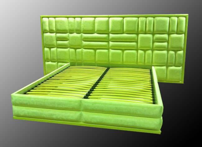 дорогие кровати с подъемным механизмом