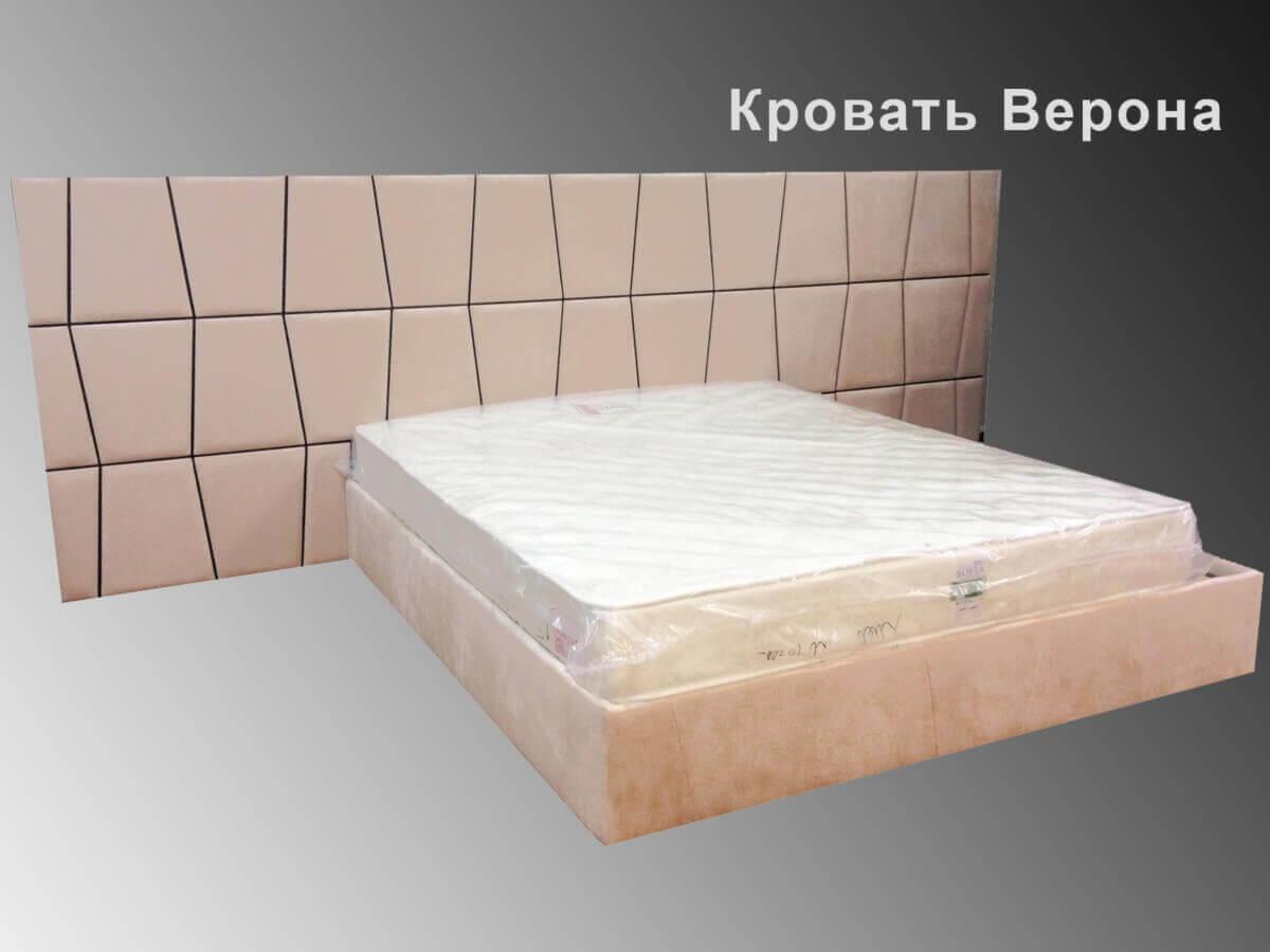 цены на кровать Верона